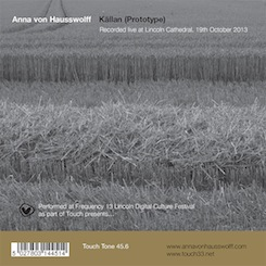 Anna von Hausswolff - Kallan (Prototype) - Live in Lincoln Cathedral [Download only]