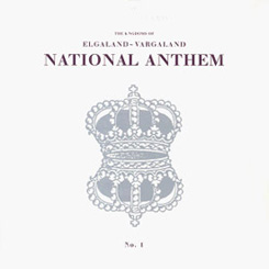 Leif Elggren & CM Von Hausswolff - The National Anthem of Elgaland-Vargaland #1