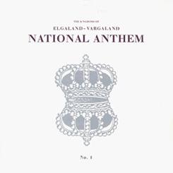 Leif Elggren & CM Von Hausswolff - The National Anthem of Elgaland-Vargaland #1